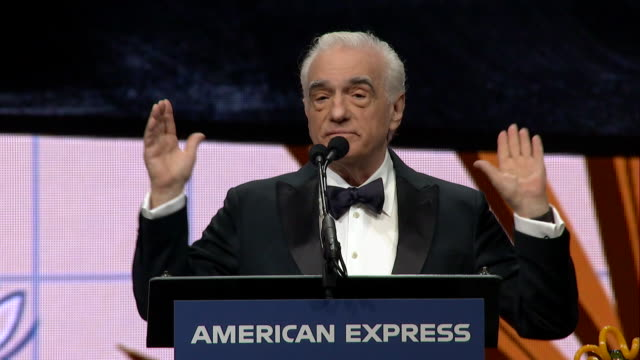 martin scorsese at the 31st annual palm springs international film festival film awards gala in palm springs, ca 1/2/20 - martin scorsese stock videos & royalty-free footage