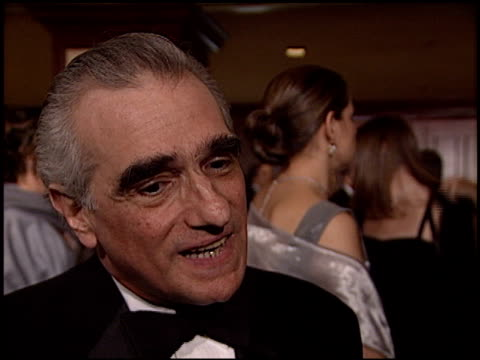 martin scorsese at the dga director's guild of america awards at the century plaza hotel in century city, california on march 2, 2003. - director's guild of america stock videos & royalty-free footage
