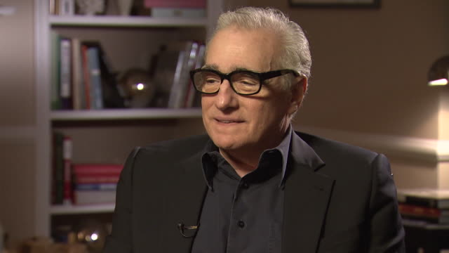 martin scorsese compares robert de niro and leonardo dicaprio to 'the rolling stones or the beatles' - 脚本家点の映像素材/bロール