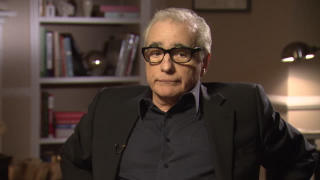 Martin Scorsese explains the comparison between politicians and criminal gangsters saying 'powerit's about power'