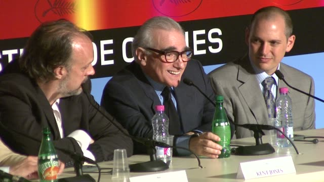 martin scorsese on films that are believed extinct or lost and how they can be found in unusual places at the cannes film festival 2009: martin... - martin scorsese stock videos & royalty-free footage
