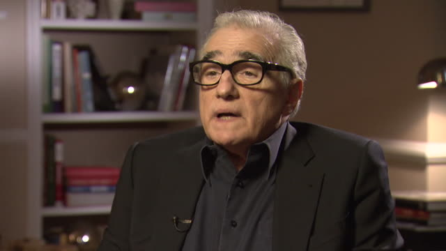 Martin Scorsese on his unease when staying in big cities