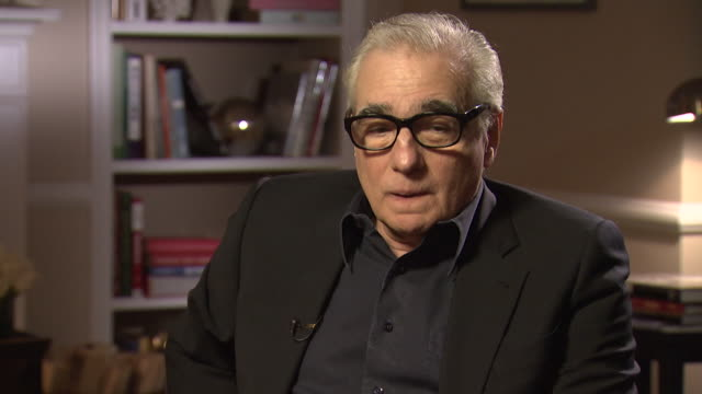 Martin Scorsese on the similarities between Jerry Lewis and Martin Scorsese in Wolf of Wall Street