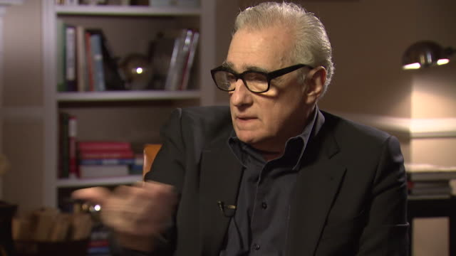 Martin Scorsese questions 'what the new generations will be and what their values will be'