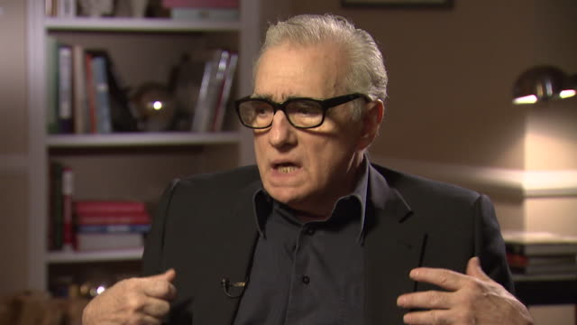 Martin Scorsese talks about dialogue improvisation in his film The Wolf of Wall Street