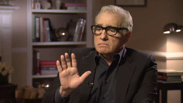 Martin Scorsese talks about making the Wolf of Wall Street saying 'we tried not to judge their world and the people'