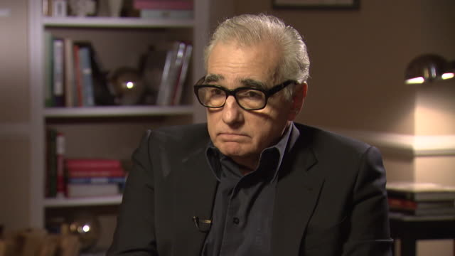 martin scorsese talks about male bias in his films - scriptwriter stock videos & royalty-free footage