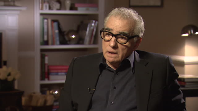 Martin Scorsese talks about the gentrification of The Bowery district in New York