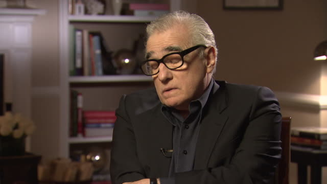 martin scorsese talks about the population change in new york as he gets older saying 'it's all changed anyway they are all people from out of the... - population explosion stock videos & royalty-free footage