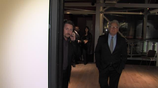 martin sheen, emilio estevez at the the way premiere at london england. - emilio estévez video stock e b–roll
