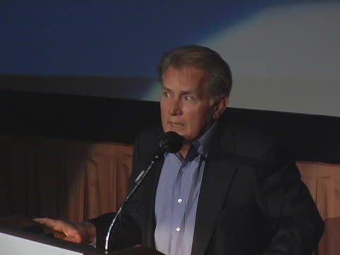 Martin Sheen on James Dean at the James Dean 50th Anniversary Year Global Media Event at Pacific Theatres at The Grove in Los Angeles CA