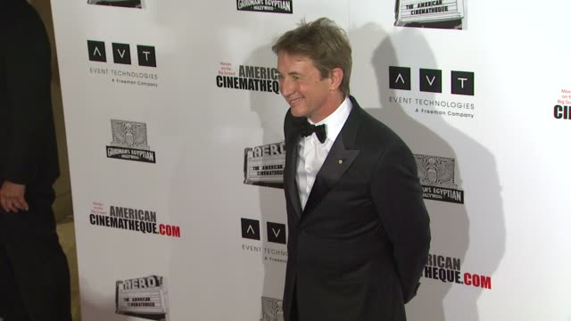 Martin Short at American Cinematheque 26th Annual Award Presentation to Ben Stiller 2012 on in Beverly Hills CA
