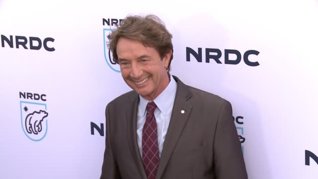 martin short at nrdc stand up for the planet la 2017 in los angeles ca - national resources defense council stock videos & royalty-free footage