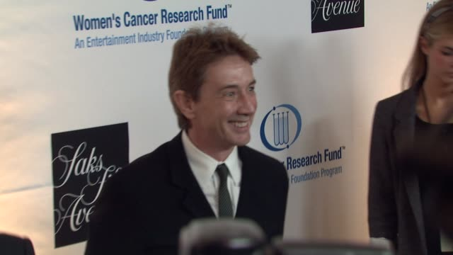 martin short at the 14th annual unforgettable evening benefiting the entertainment industry foundation's women's cancer research fund at beverly... - martin short stock videos & royalty-free footage