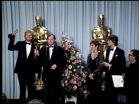 Martin Short at the 1989 Academy Awards at the Shrine Auditorium in Los Angeles California on March 29 1989