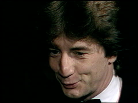 martin short at the afi awards honoring gregory peck at the beverly hilton in beverly hills california on march 9 1989 - gregory peck stock videos and b-roll footage