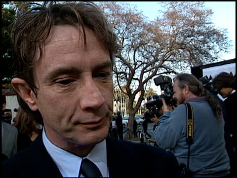 martin short at the 'earth to premiere at wadsworth theatre in los angeles, california on may 10, 2002. - martin short stock videos & royalty-free footage