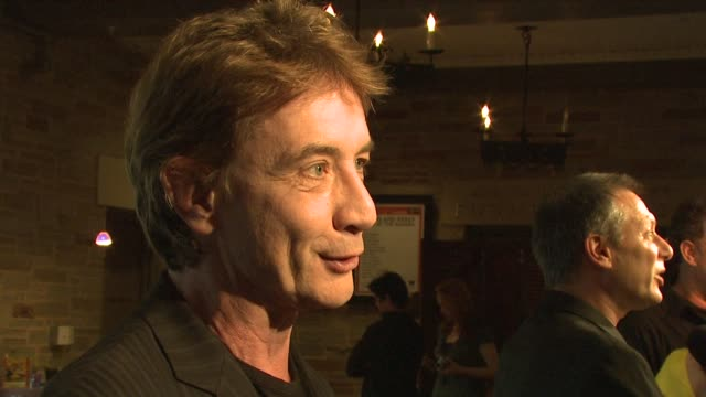 martin short at the simply shakespeare 2009 'the comedy of errors' at los angeles ca - martin short stock videos & royalty-free footage