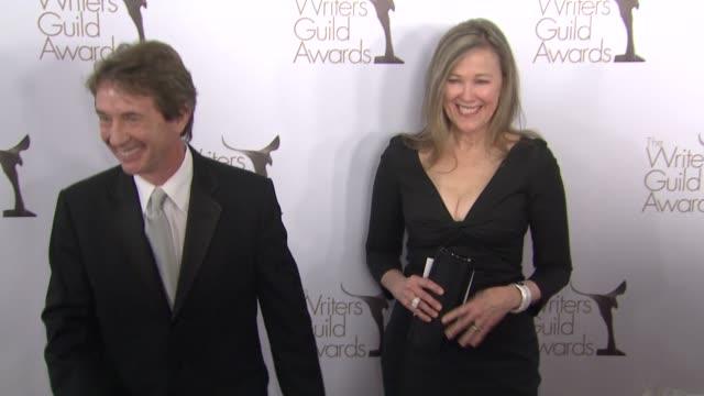 Martin Short Catherine O'Hara at the The Writers Guild Awards at Hollywood CA