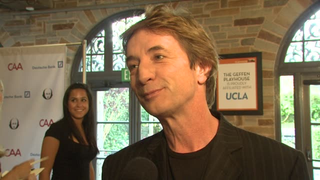Martin Short on why he likes doing this event every year why Shakespeare is so important to actors how this year will compare to others and if he has...