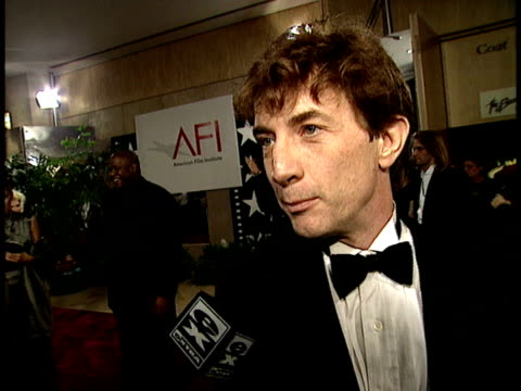 Martin Short talks about Clint Eastwood on the red carpet