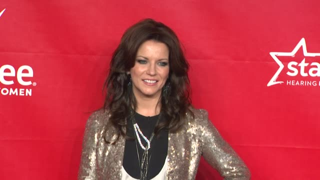 martina mcbride at 2014 musicares person of the year honoring carole king at los angeles convention center on in los angeles, california. - martina mcbride stock videos & royalty-free footage
