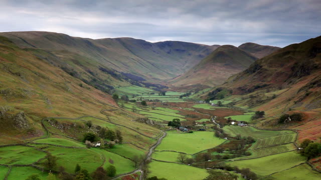 Martindale in the Lake District national park, England.