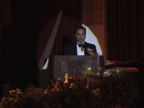 marty richards famous charity red ball on valentines day february 14, 1997. many celebrities as guests and honorees. - attorney general stock videos & royalty-free footage