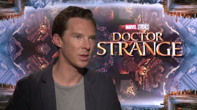 marvel keeps expanding its cinematic universe with the psychedelic doctor strange - benedict cumberbatch stock videos & royalty-free footage