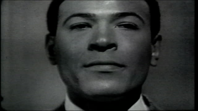 "vídeos de stock e filmes b-roll de marvin gaye performs excerpt of ""people"" . - television show"