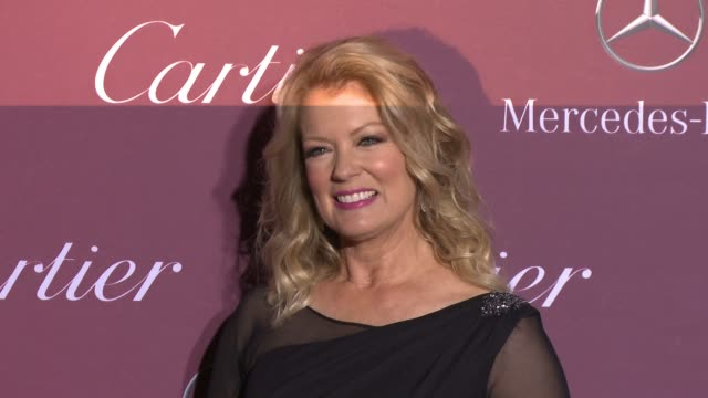 mary hart at the 26th annual palm springs international film festival awards gala presented by cartier on january 03 2015 in palm springs california - cartier video stock e b–roll