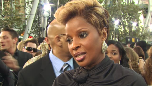 Mary J Blige on the influence Michael Jackson had on her career and on who she's looking forward to seeing perform at the 2009 American Music Awards...