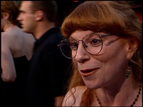 Mary Kay Bergman at the 'South Park' Premiere at Grauman's Chinese ...