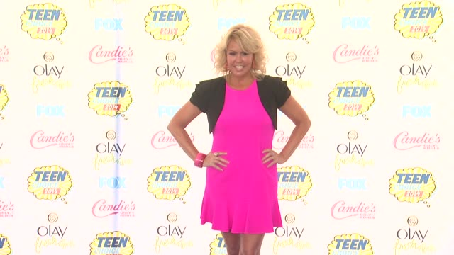 mary murphy at the teen choice awards 2014 at the shrine auditorium on august 10 2014 in los angeles california - shrine auditorium stock videos & royalty-free footage