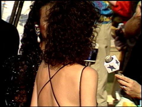 mary steenburgen at the 1988 awards outside at the pasadena civic auditorium in pasadena california on august 27 1988 - mary steenburgen stock videos & royalty-free footage