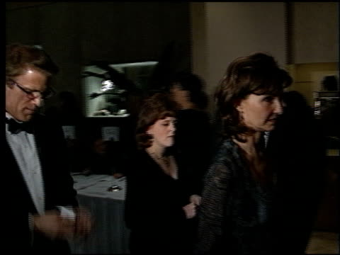 mary steenburgen at the artist rights foundation arrivals at the beverly hilton in beverly hills california on april 17 1998 - mary steenburgen stock videos & royalty-free footage