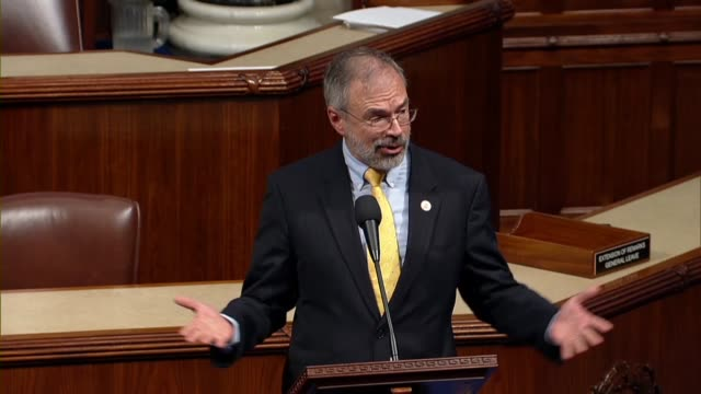 maryland congressman andy harris suggests when he came to work he was coming to moscow or beijing or pyongyang or havana and not the capital of the... - united states congress video stock e b–roll