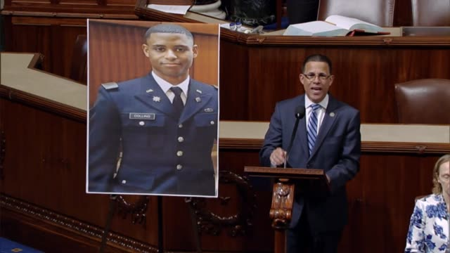 Maryland Congressman Anthony Brown says that Richard Collins was to graduate from Billy State University the day before but days earlier while...