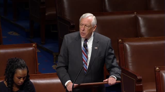 Maryland Congressman Steny Hoyer tells House Majority Leader Kevin McCarthy of California he has always been pro law enforcement for the duration of...