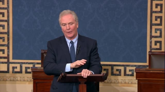 maryland senator chris van hollen says on day 21 of a partial government shutdown that none should be proud that the day marks a full pay period... - employment document stock videos & royalty-free footage