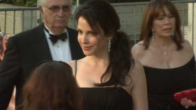 vídeos de stock, filmes e b-roll de marylouise parker at the metropolitan opera season opens with a starstudded red carpet at lincoln center in new york new york on september 24 2007 - metropolitan opera house