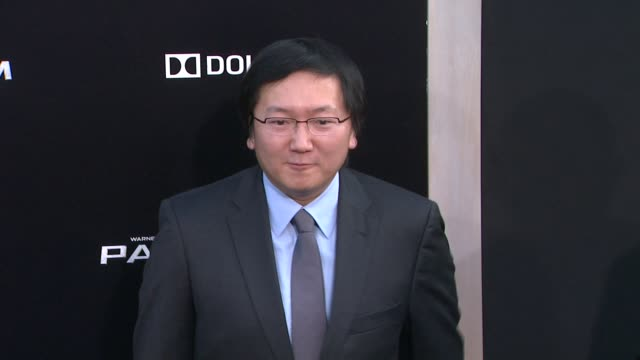 Masi Oka at Pacific Rim Los Angeles Premiere on 7/92013 in Hollywood CA