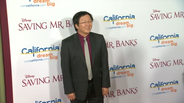 Masi Oka at 'Saving Mr Banks' Los Angeles Premiere in Burbank CA on 12/9/2013