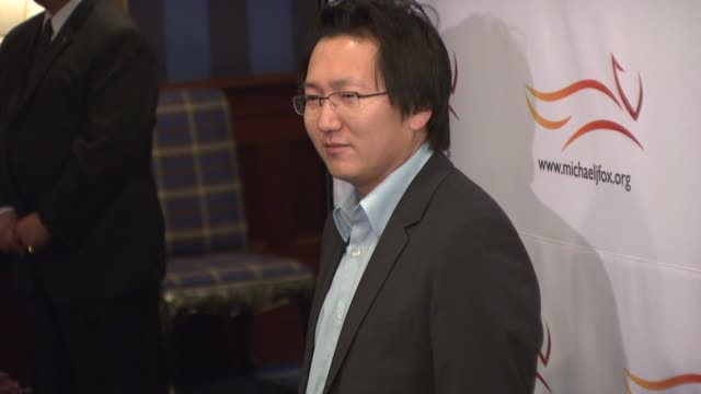 Masi Oka at the A Groovy Thing Happened on the Way to Cure Parkinson's event at the Sheraton Hotel and Towers in New York New York on December 1 2007