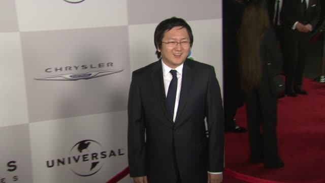 Masi Oka at the NBC Universal's 68th Annual Golden Globes After Party at Beverly Hills CA
