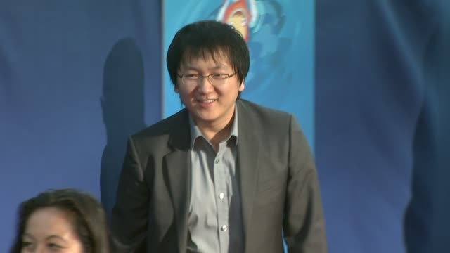 Masi Oka at the 'Ponyo' Special Screening at Hollywood CA