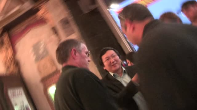 Masi Oka greets fans at Chicago Opening Night in Hollywood 05/16/12