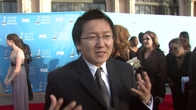 Masi Oka on the event celebrating diversity at the 39th Annual NAACP Image Awards at the Shrine Auditorium in Los Angeles California on February 14...