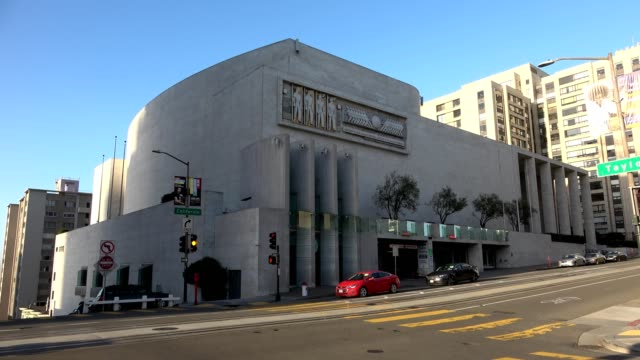 masonic grand lodge - nob hill stock videos & royalty-free footage