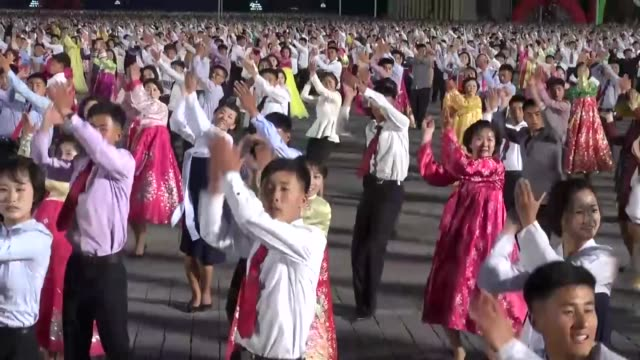 Mass dances and torch marches celebrated North Korea's ruling Korea Workers Party which just held its first congress in years to endorse a new...